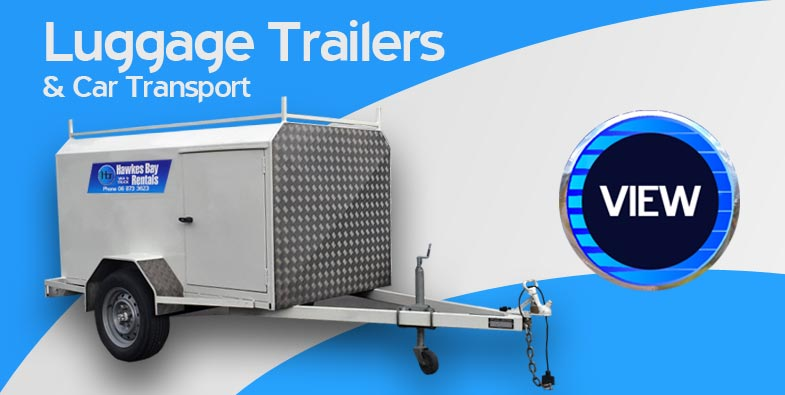 Luggage and Transport Trailers